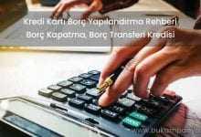 Kredi Kartı Borcu Yapılandırma Rehberi (Borç Kapatma) 2019