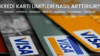 Kredi Kartı Limiti Nasıl Arttırılır Ne Kadar Sürer?