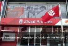 Ziraat Bankası Kredi Kartı Borcu Yapılandırma Faiz Oranları