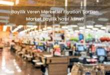 Bayilik Veren Marketler 2019