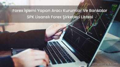 Forex İşlemi Yapan Aracı Kurumlar Ve Bankalar (GÜNCEL)