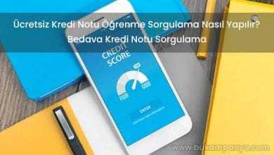 KrediGO Ücretsiz Kredi Notu Öğrenme Sorgulama