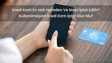 Kredi Kartı Nasıl İptal Edilir? İptal Dilekçesi Örneği
